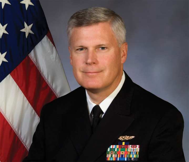 Vice Adm. Alan S. Thompson