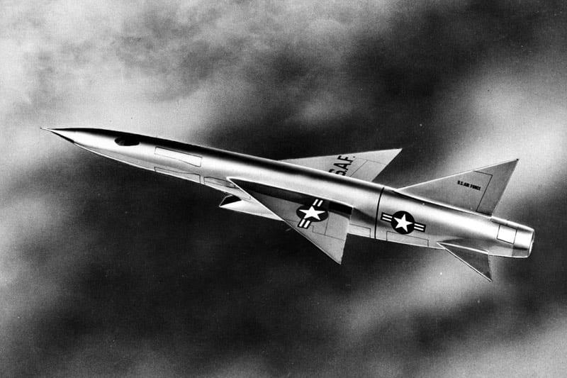 XF-103 in cloud