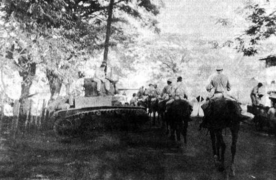 26th Cavalry Philippine Scouts