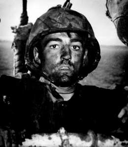WWII Marine After Eniwetok Assault post traumatic stress