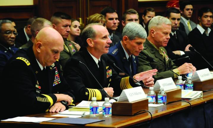 Defense Budget House Armed Services Committee