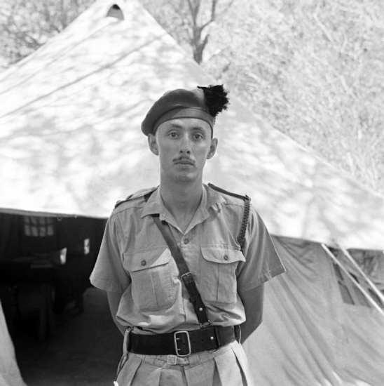 Lt. Col. Geoffery Keyes