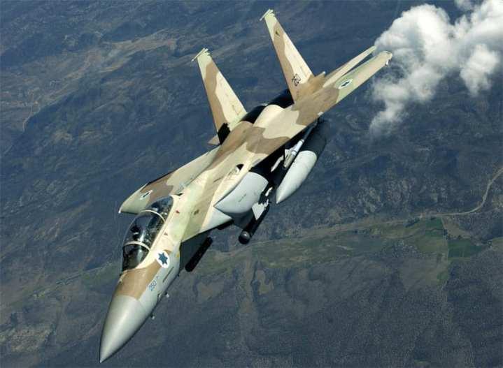 IAF F-15I