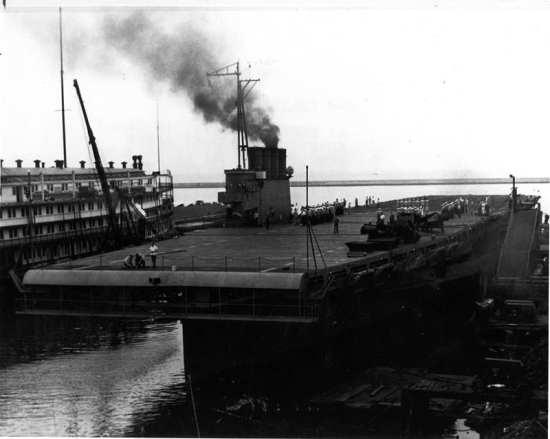 USS Wolverine (IX 64)