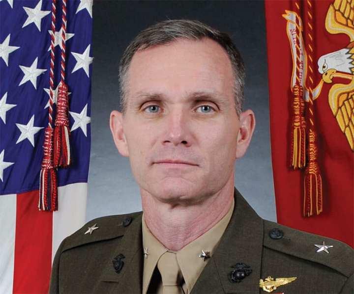 Brig. Gen. Gary Thomas