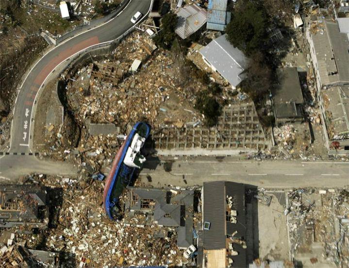 Japan disasters