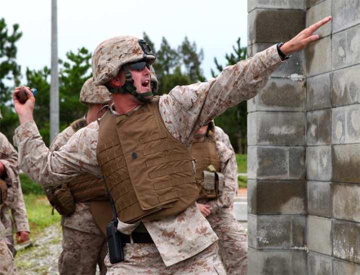 New Frag Grenade