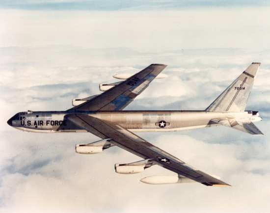 B-52D SAC