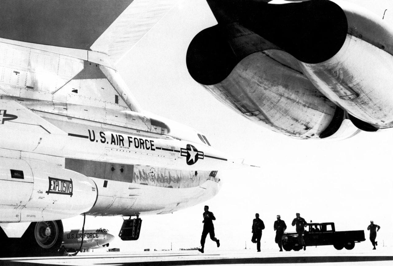 B52 Stratofortress The SAC Years  Photos  Defense