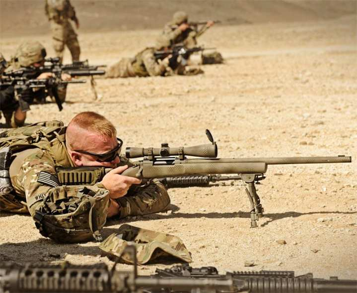Army Looks Abroad for Lighter Sniper Rifle Barrels | Defense