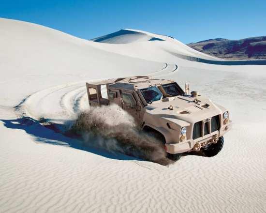 Oshkosh L-ATV desert