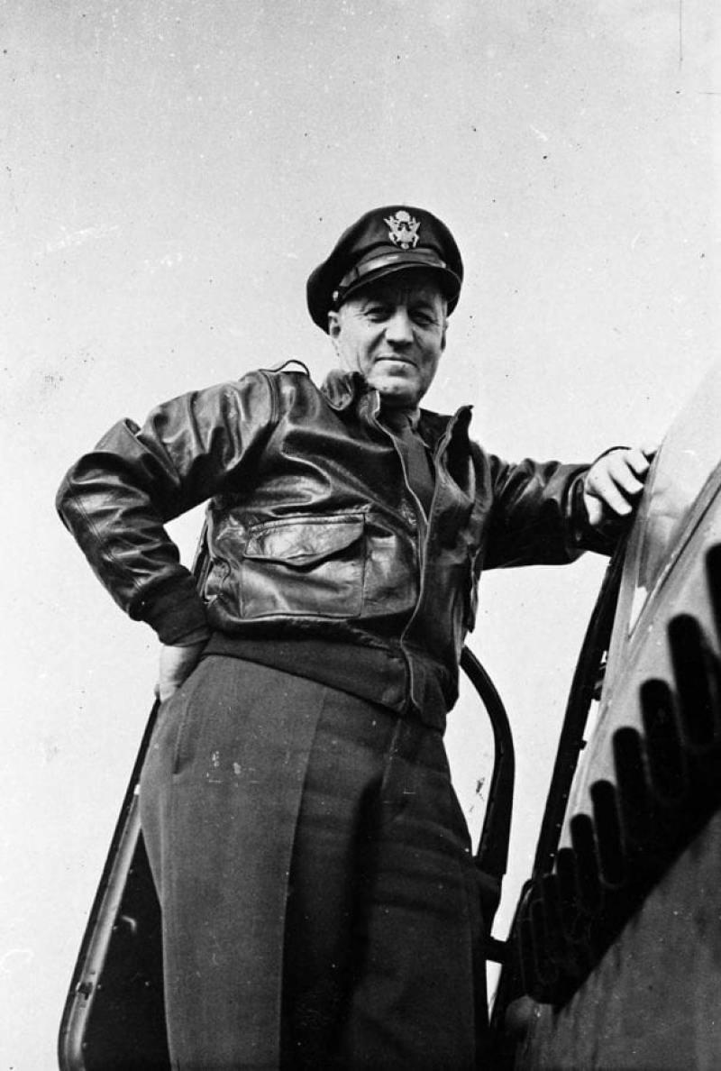 Brig. Gen. Ralph Royce