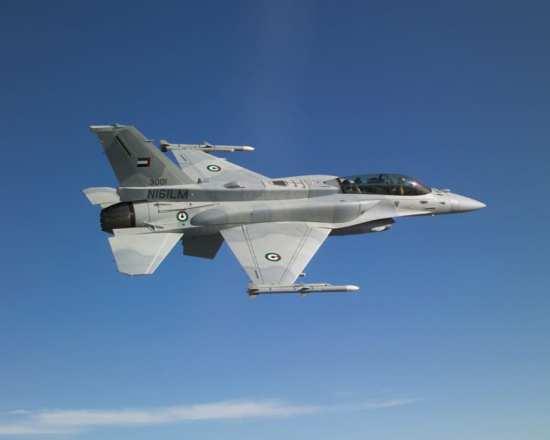 F-16F