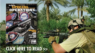 Year in Special Operations 2012 Edition cover