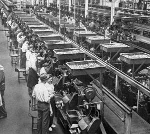Chrysler Cartridge Production