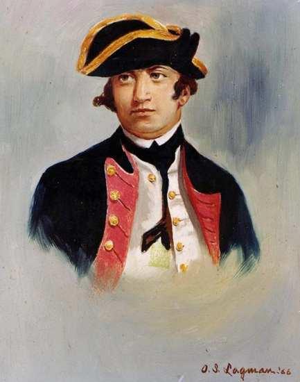 Commodore Esek Hopkins