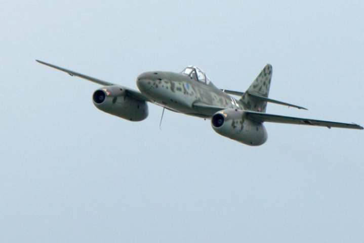 The Messerschmitt Me 262 Jet Fighter | Defense Media Network