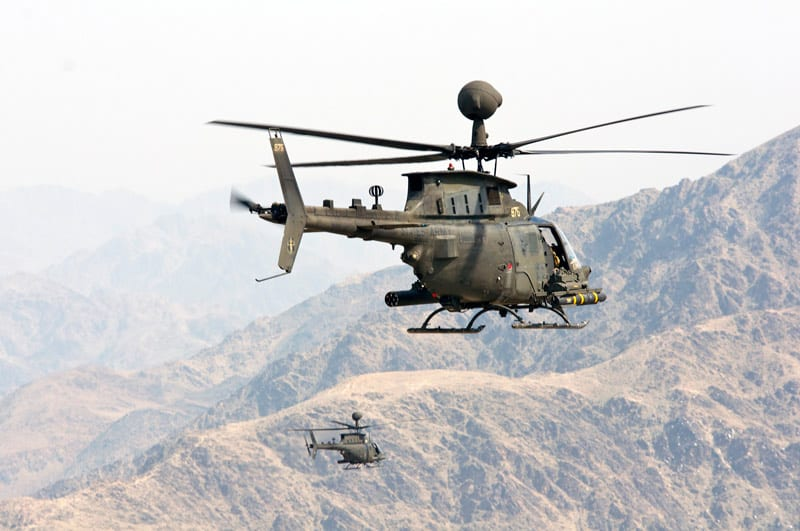 US Army Kiowa Warrior Fleet Receives First Wartime Replacement Aircraft  Defense Media Network