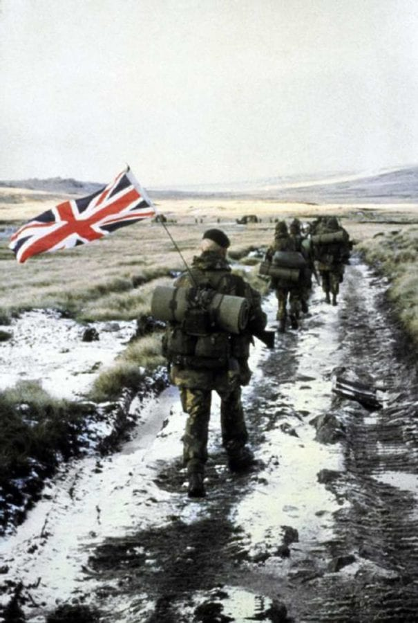 Falklands War l Photos  Defense Media Network