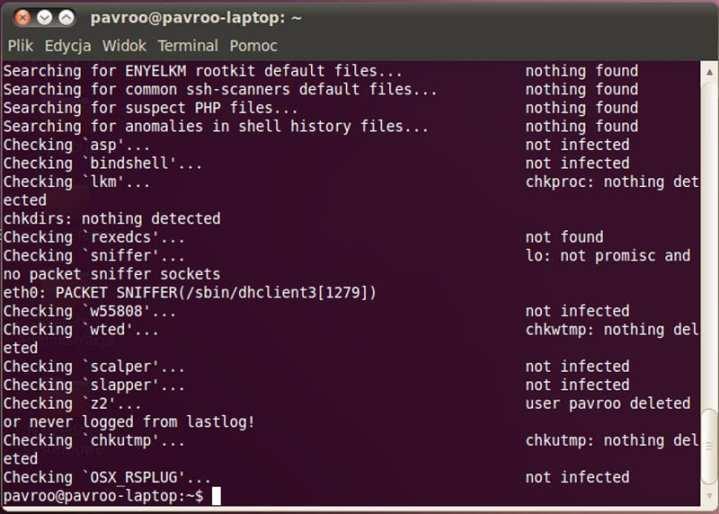 Ubuntu 10.04 rootkit