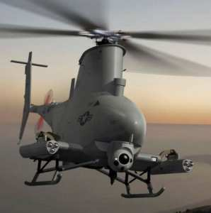 APKWS on MQ-8B