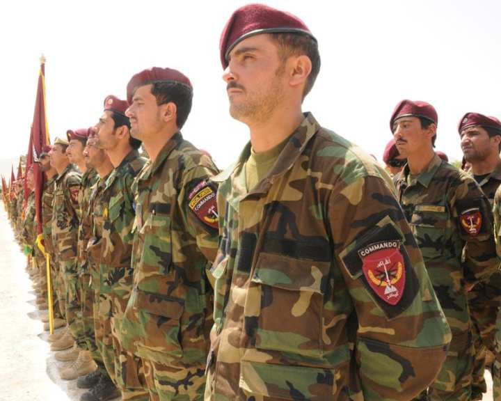 Afghan National Army Special Operations Command (ANASOC)