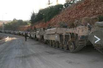 IDF Heavy APCs