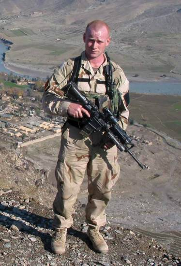 Staff Sgt. Kevin Vance