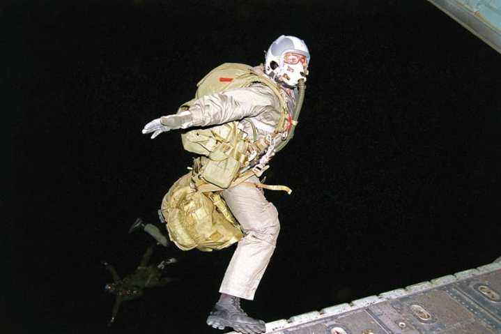 Special Forces Night Jump