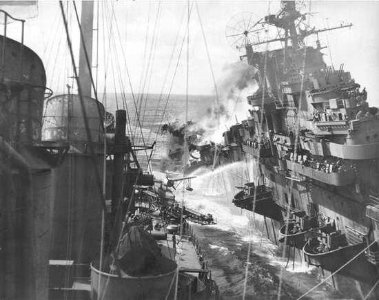 USS Franklin (CV 13)