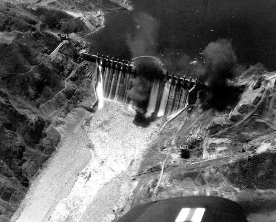 Hwachon Dam