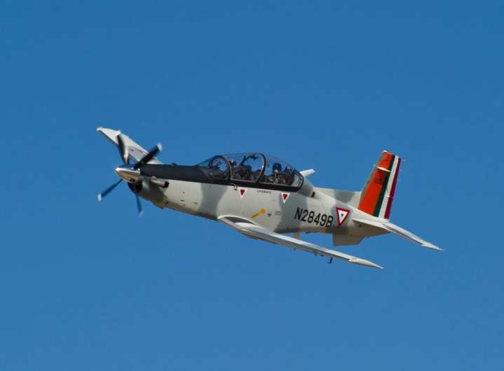 T-6C+ Texan II