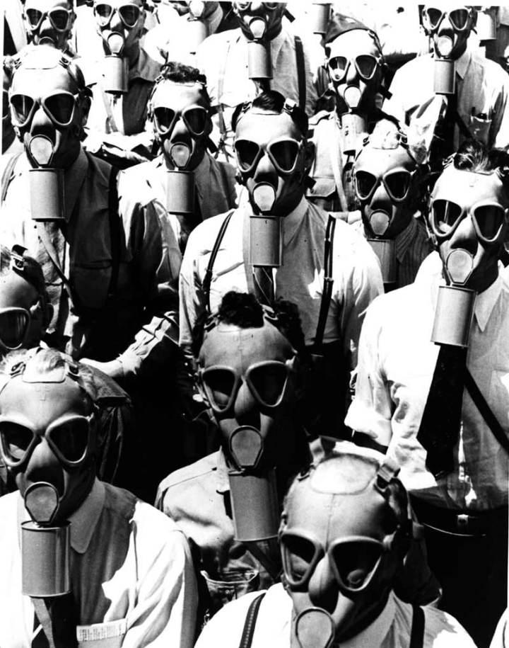 U.S. Army Gas Masks