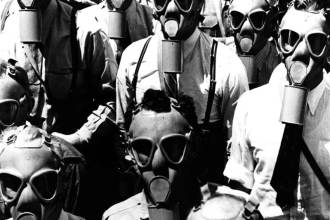 U.S. Army Gas Masks