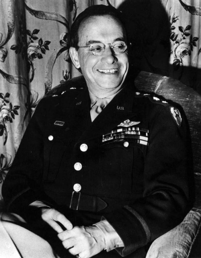 Lt. Gen. Lewis Brereton