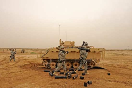 M113 Armored Personal Carrier