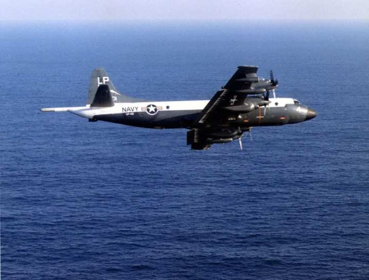 Lockheed P-3A Orion