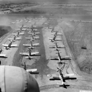 P-51 Mustang Escorts