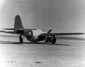 Bell XP-59A