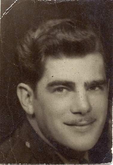 "1st Lt. Robert ""Bud"" McDonald"