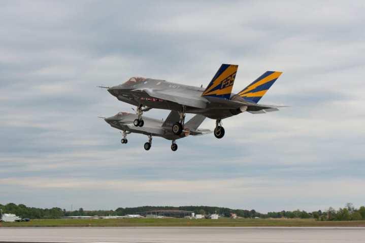F-35C IDLC