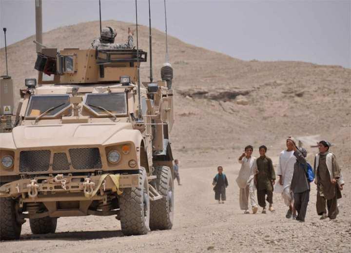 M-ATV Afghanistan
