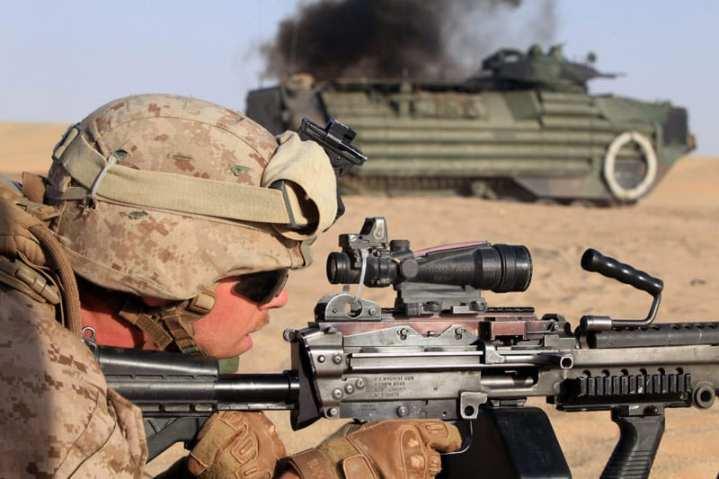 M249 with SDO