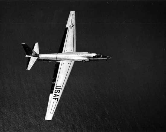 U.S. Air Force U-2