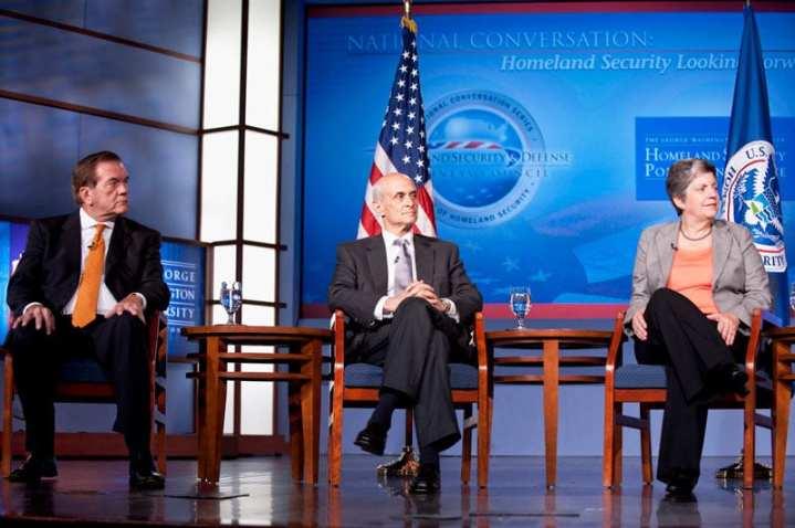 DHS Secretaries