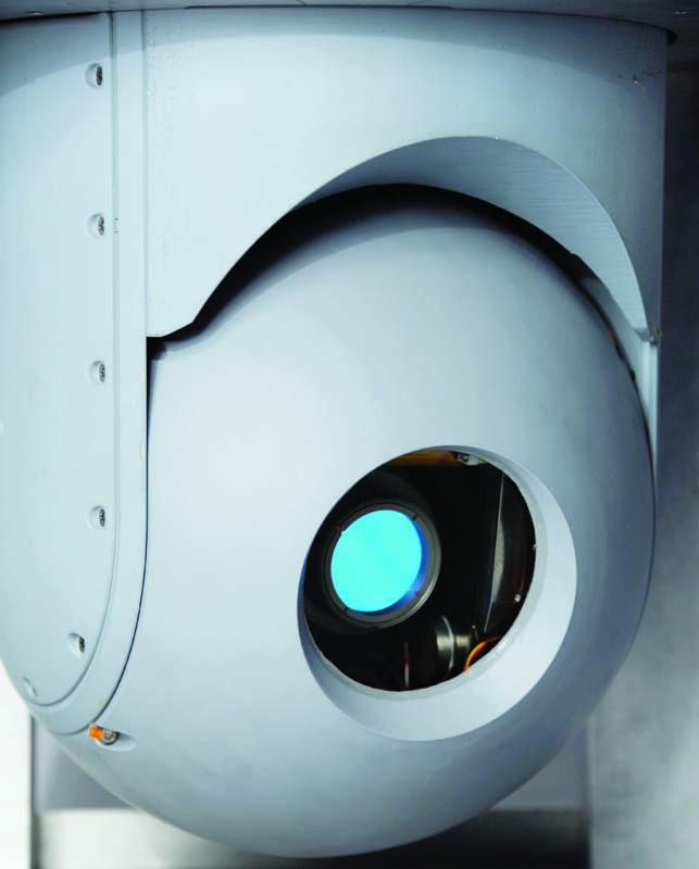 Spendergast: UAV Wide Area Aerial Surveillance