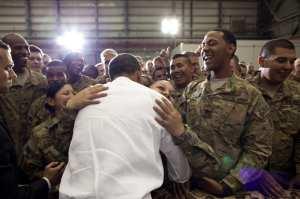 President Obama, Afghanistan