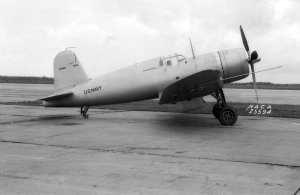 XF4U-1 Corsair