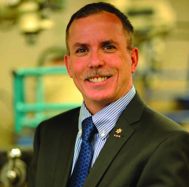 Dr. Rory Cooper, founder and director of Human Engineering Research Laboratories