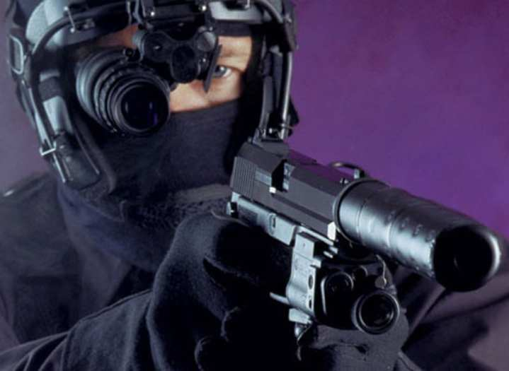 HK MK 23 with LAM, can